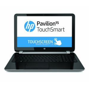 "HP Pavilion 15"" Touch Screen Laptop"