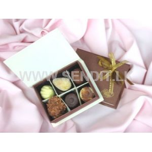 Hilton Hotel - Papyrus Chocolate box