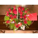 26 Rose Basket from Roses n Roses