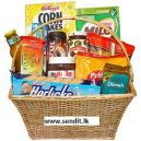 Sendit.lk -  Breakfast Hamper