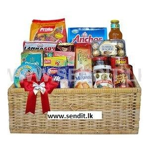 Sendit.lk -  Family Pack Hamper