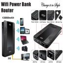 3g Wifi Power Bank Router