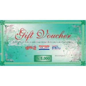 NOLIMIT Gift Voucher Rs.5000/-