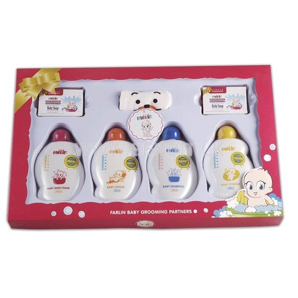 Baby Gift Bath Sets : For farlin baby care products in sri lanka