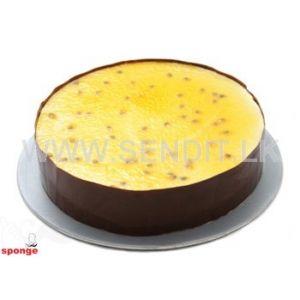 Passion Yoghurt cake