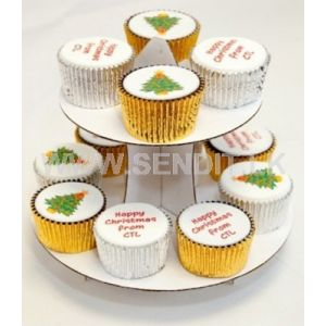 Personalized Cup cakes.