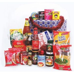 Snowflake Hamper - Free delivery