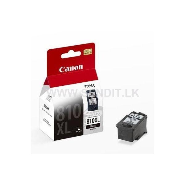 Canon PG 810XL 15ml Black Cartridge